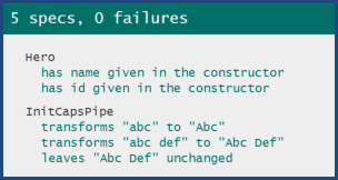import promises 5 specs, 0 failures